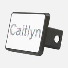 Caitlyn Paper Clips Hitch Cover