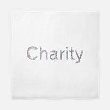 Charity Paper Clips Queen Duvet