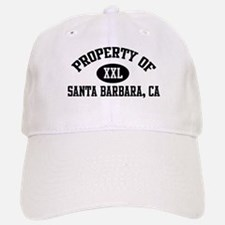Property of SANTA BARBARA Baseball Baseball Cap