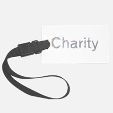 Charity Paper Clips Luggage Tag