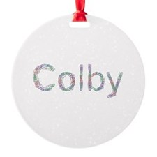 Colby Paper Clips Ornament