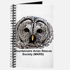 Cool Barred owl Journal