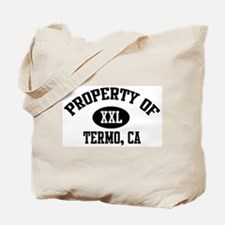 Property of TERMO Tote Bag