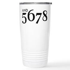 And 5678 Travel Mug