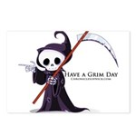Have a Grim Day Postcards (Package of 8)