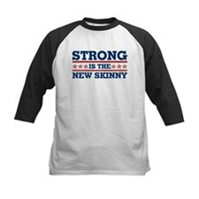 Strong is the New Skinny - Patriotic Tee