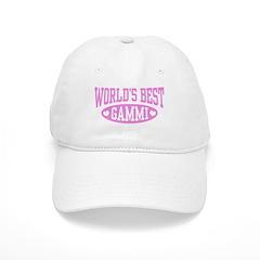 World's Best Gammi Baseball Cap