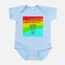 Centennial tile Infant Bodysuit