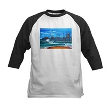 Huntington Beach Pier CIrca 1983 Tee