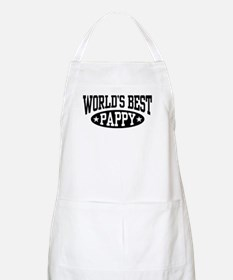 World's Best Pappy Apron