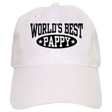 World's Best Pappy Baseball Cap