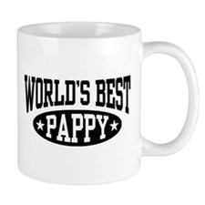 World's Best Pappy Mug