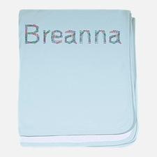 Breanna Paper Clips baby blanket