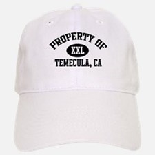 Property of TEMECULA Baseball Baseball Cap