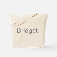 Bridget Paper Clips Tote Bag