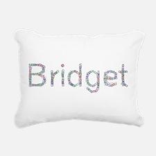 Bridget Paper Clips Rectangular Canvas Pillow