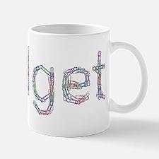 Bridget Paper Clips Mug