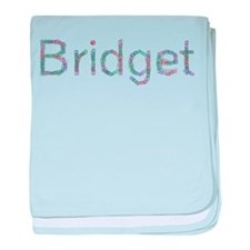 Bridget Paper Clips baby blanket