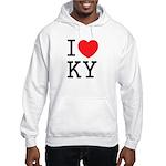 I love KY Hooded Sweatshirt