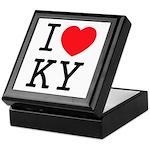 I love KY Keepsake Box