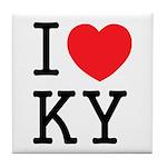 I love KY Tile Coaster