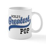 World's Greatest Pop Mug