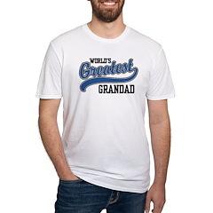 World's Greatest Grandad Shirt