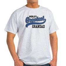 World's Greatest Grandad T-Shirt