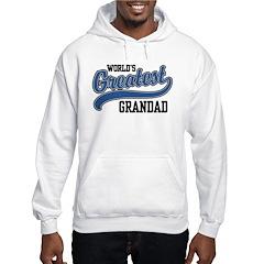 World's Greatest Grandad Hooded Sweatshirt