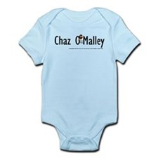 Chazs 1st Shirt Infant Bodysuit
