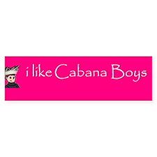 Cabana Sticker for Girls
