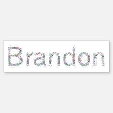 Brandon Paper Clips Bumper Bumper Bumper Sticker