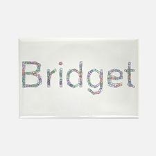 Bridget Paper Clips Rectangle Magnet
