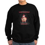 Merry Christmas! Sweatshirt (dark)