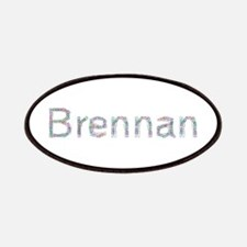 Brennan Paper Clips Patch