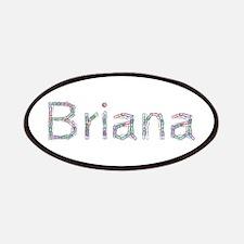 Briana Paper Clips Patch