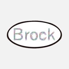 Brock Paper Clips Patch