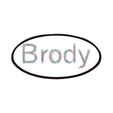 Brody Paper Clips Patch