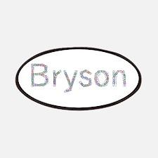 Bryson Paper Clips Patch