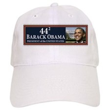 Obama 44 Presidential Seal Baseball Cap