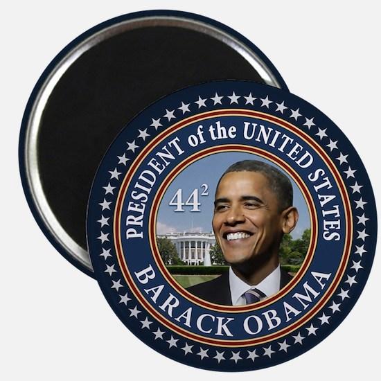 "Obama 44 Presidential Seal 2.25"" Magnet (10 pack)"