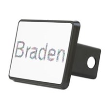 Braden Paper Clips Hitch Cover