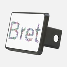 Bret Paper Clips Hitch Cover