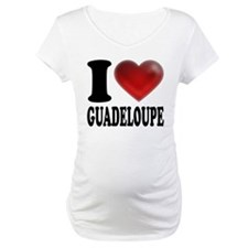 I Heart Guadeloupe Shirt