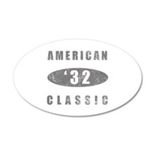 1932 Birthday Classic Wall Decal