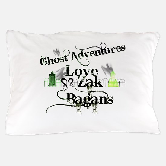 Ghost Adventures Pillow Case