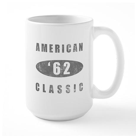 1962 Birthday Classic Large Mug