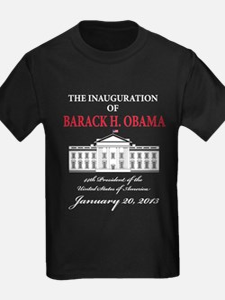 2013 Obama inauguration day T