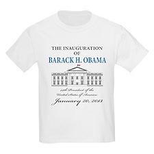 2013 Obama inauguration day T-Shirt