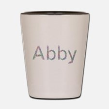 Abby Paper Clips Shot Glass